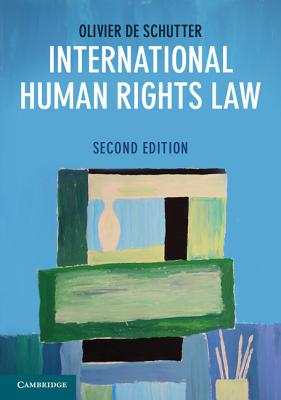 International Human Rights Law By De Schutter, Olivier