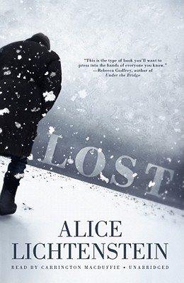Lost By Lichtenstein, Alice/ MacDuffie, Carrington (NRT)