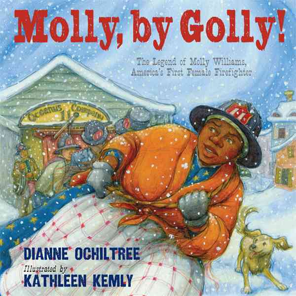 Molly, by Golly! By Ochiltree, Dianne/ Kemly, Kathleen (ILT)